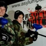 Asylum paintball site
